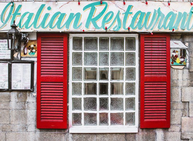 Ristoranti italiani all'estero